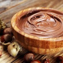 pate a tartiner chocolat - noisette - bio