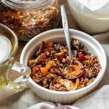 muesli sans sucre bio fruits sarrasin millet
