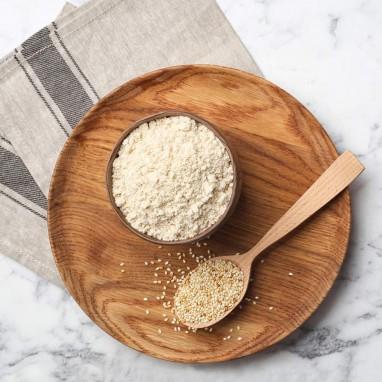 farine de sesame