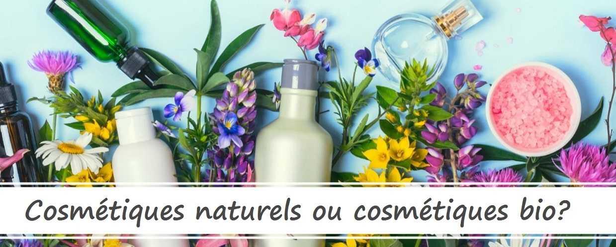cosmetiques naturels ou cosmetiques bio