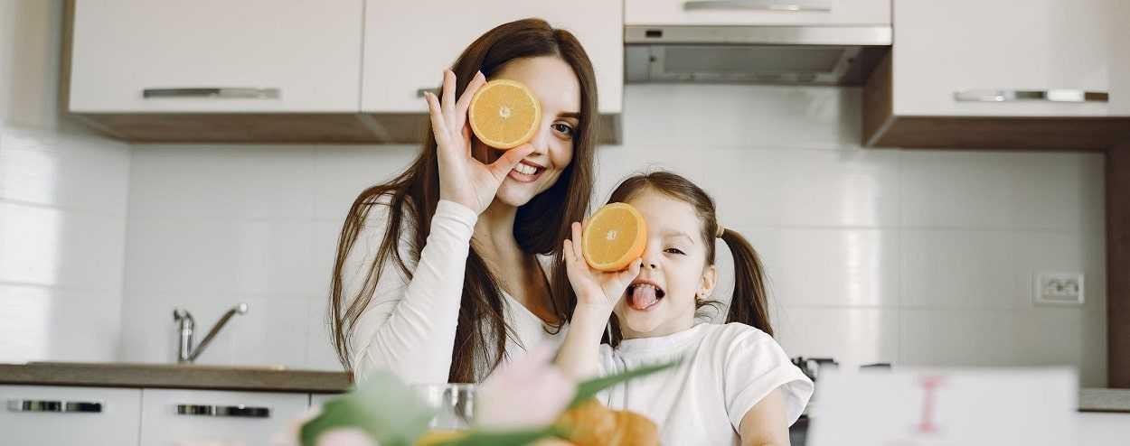 gouter equilibre - fruits - orange